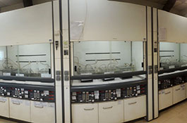 Corrosion and coatings laboratory